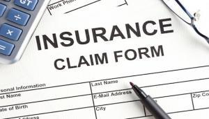 MediSave insurance claim form